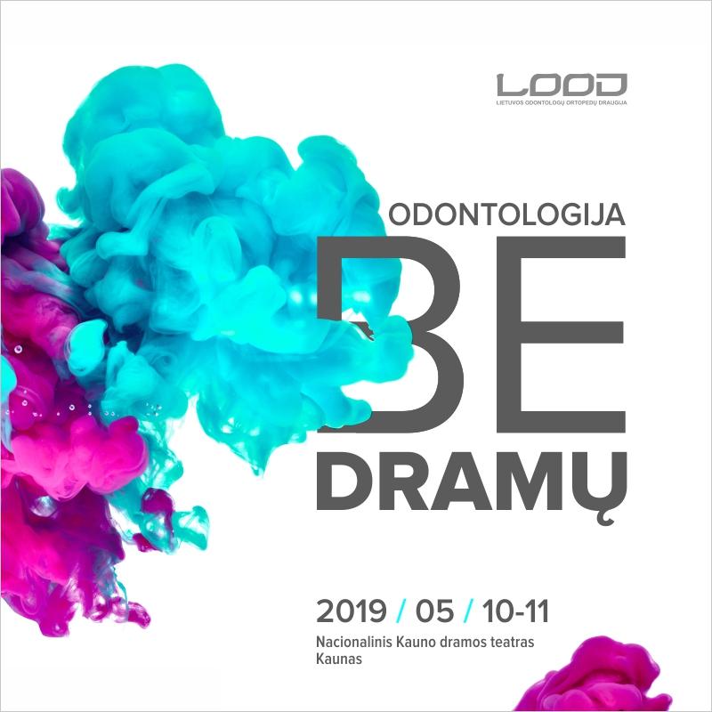 Tarptautinė LOOD konferencija – 2019 05 10-11, Kaunas