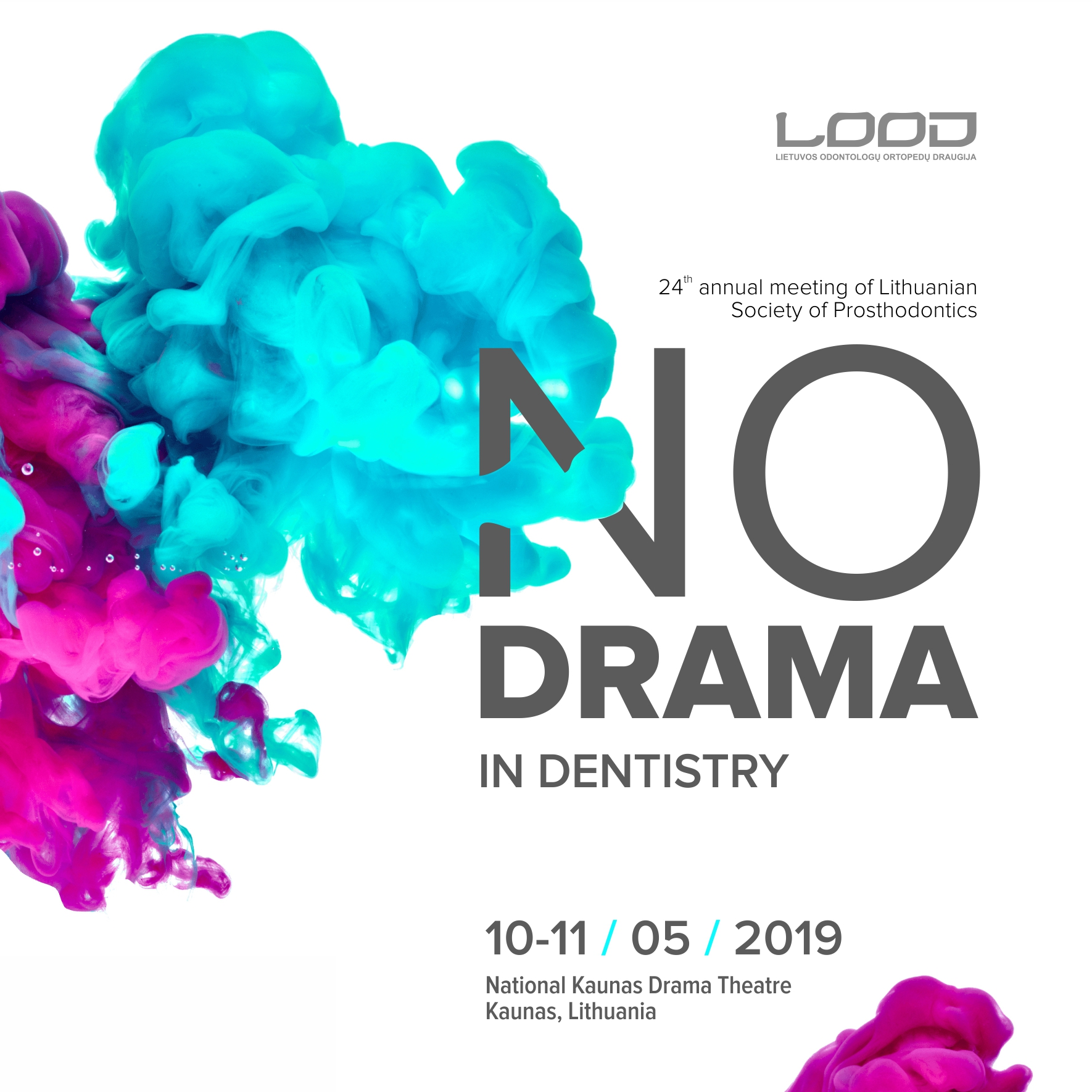 International LOOD conference – 2019 05 10-11, Kaunas