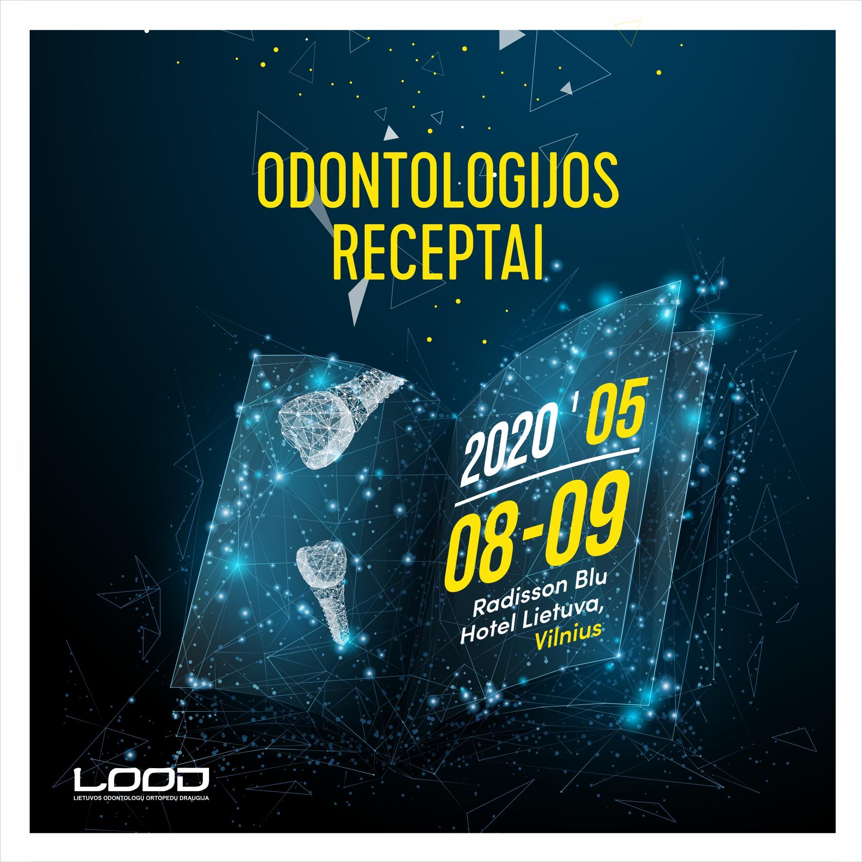 Tarptautinė LOOD konferencija – 2020 05 08-09, Vilnius