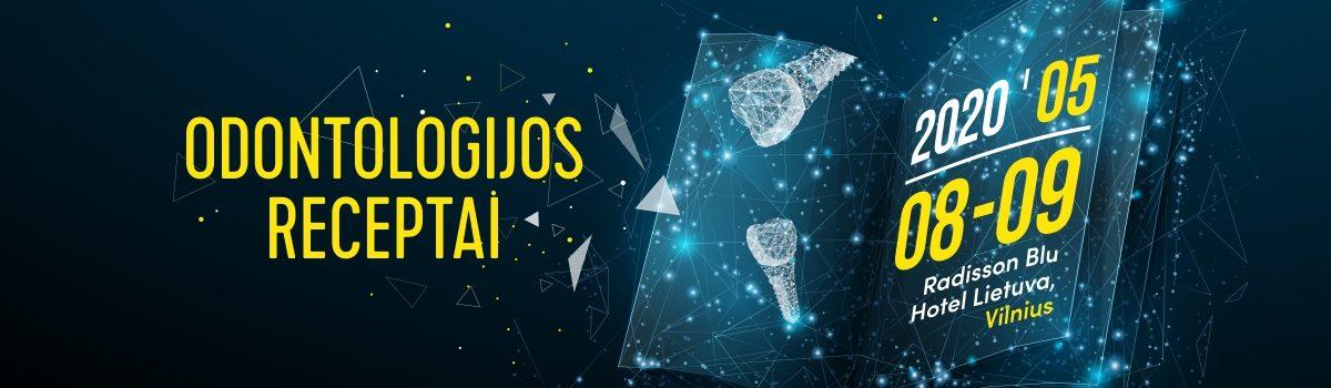 Star Events 2020.Odontologijos Receptai Lood
